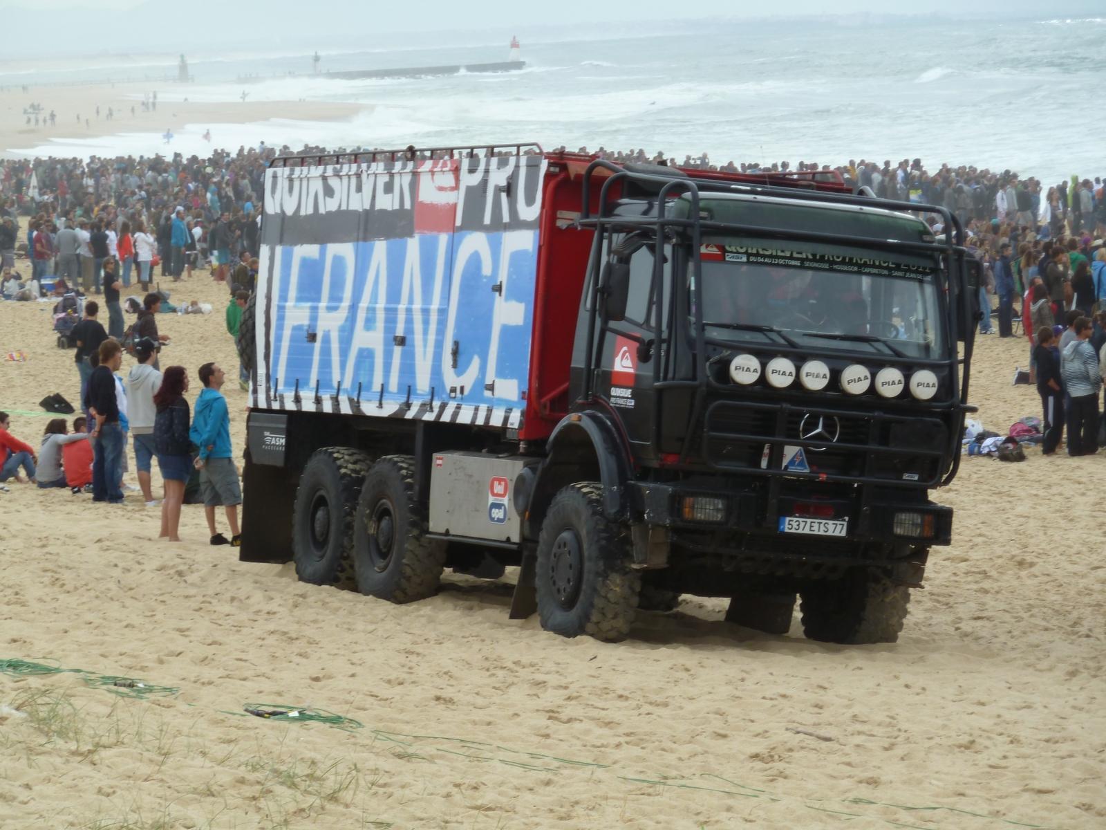 Quiksilver PRO FRANCE  2011