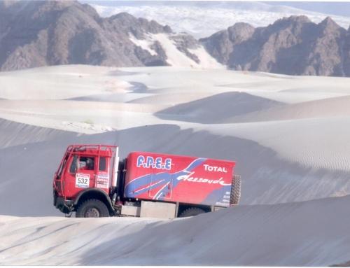Camion T4 Dakar 2010