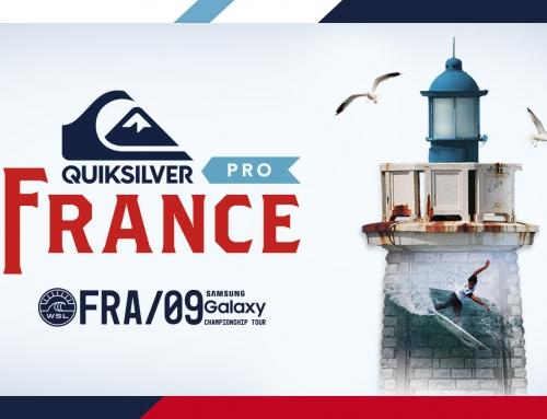 Quiksilver Pro France 2016