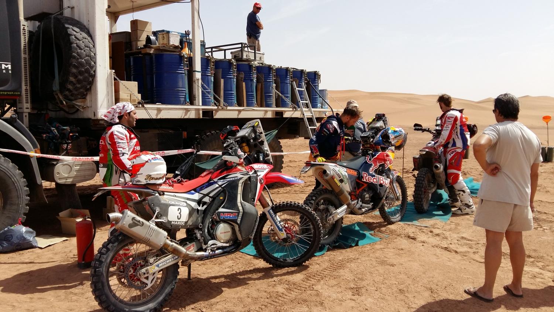 Rally Oilibya Maroc 2016